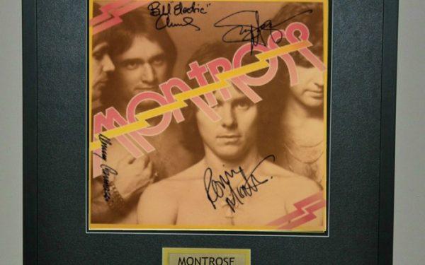 Montrose – Debut Release