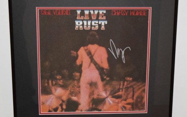 Neil Young – Live Rust