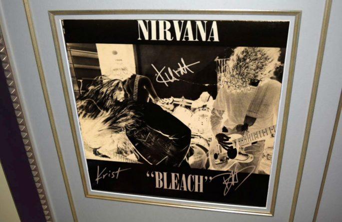 Nirvana – Bleach