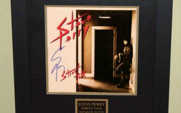 Steve Perry – Street Talk