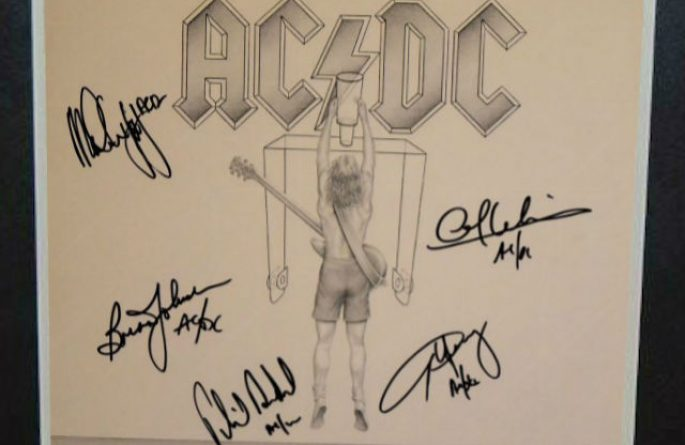 AC/DC – Flick Of The Switch, Brian Johnson, Angus Young