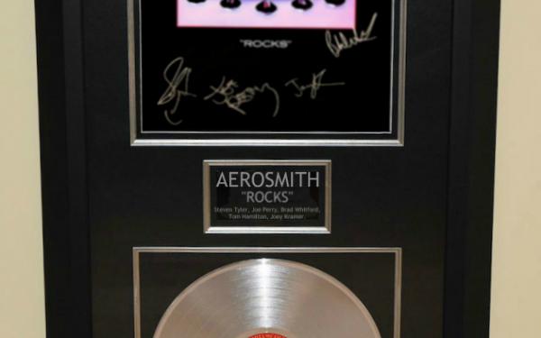 "Aerosmith – ""Rocks"""
