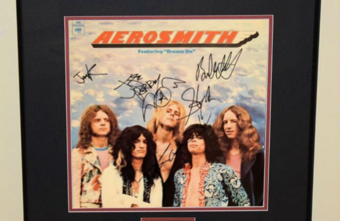 Aerosmith – Debut Release