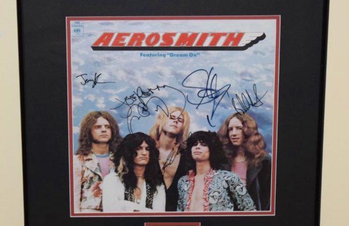 Aerosmith – Debut