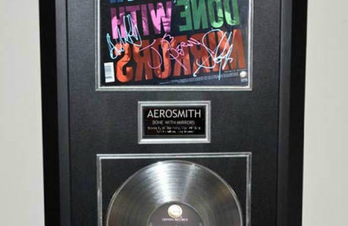 Aerosmith – Done With Mirrors