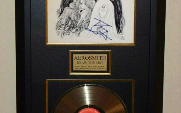 Aerosmith – Draw The Line