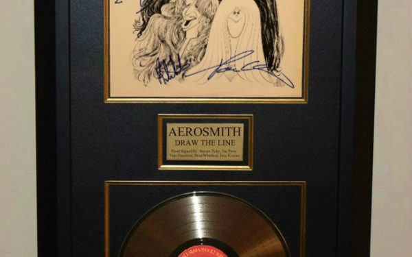 Aerosmith – Draw The Line