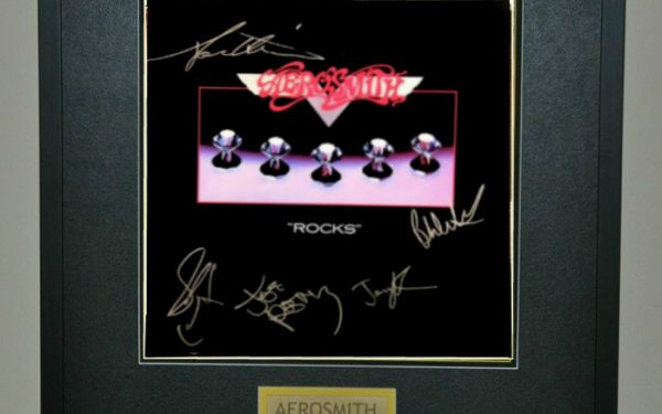 "Aerosmith – ""Rocks"""