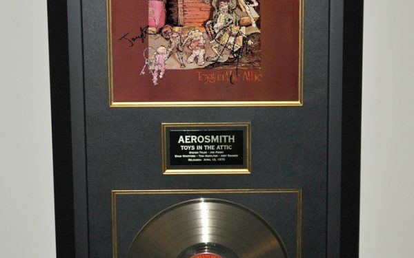 Aerosmith – Toys In The Attic