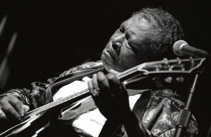BB King Birthday