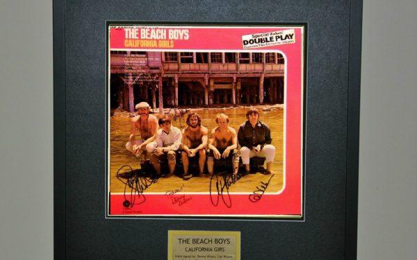 Beach Boys – California Girls