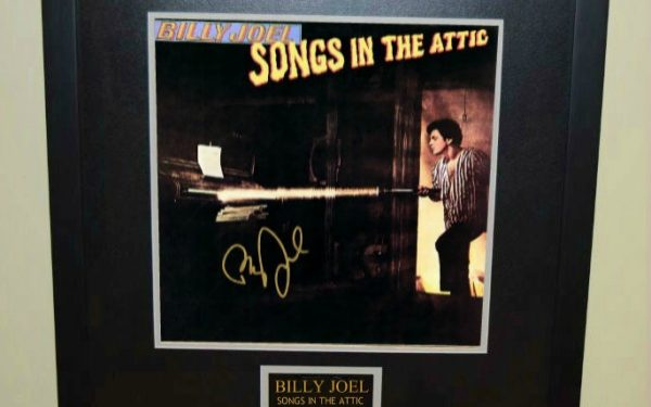 Billy Joel – Songs In The Attic