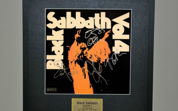 Black Sabbath – Volume 4