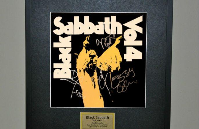 Black Sabbath – Volume 4