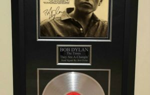 Bob Dylan – The Times They Are A-Changin'