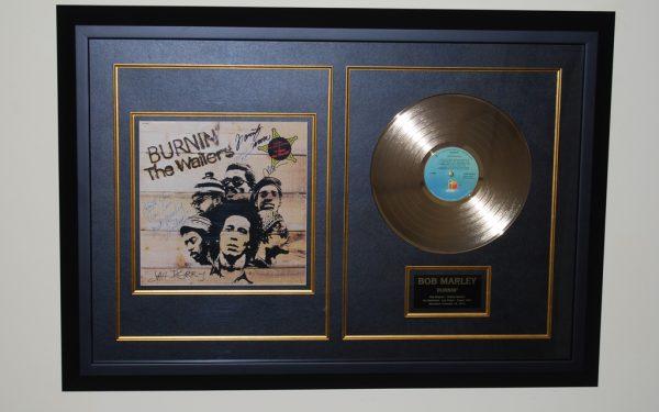 Bob Marley – Burnin'