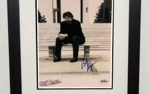 #1-Bob Seger Signed 8×10 Photograph