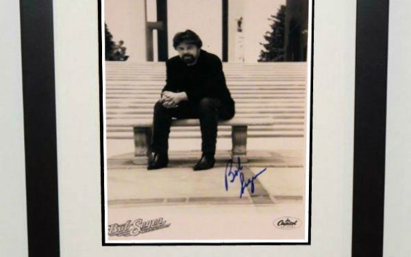 #1-Bob Seger Signed 8×10 Photograph