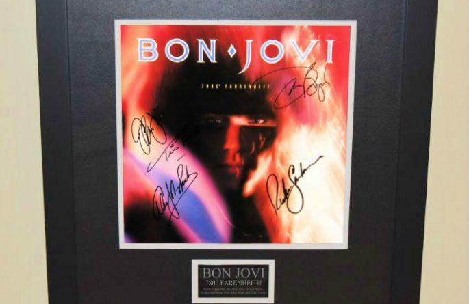 Bon Jovi – 7800 Fahrenheit