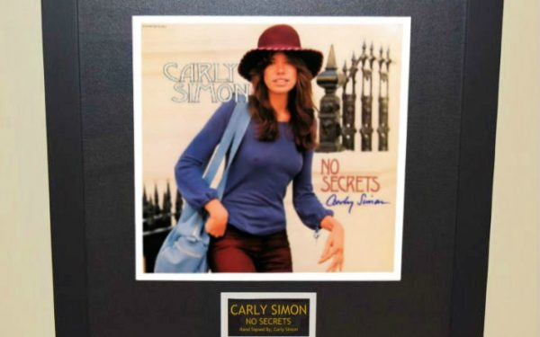 Carly Simon – No Secrets