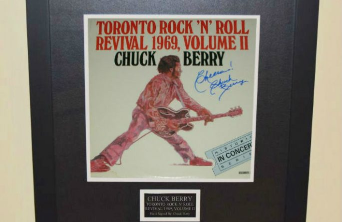 Chuck Berry – Toronto Rock 'N' Roll Revival 1969, Volume II