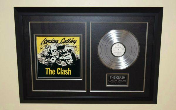 The Clash – London Calling Armagideon Time
