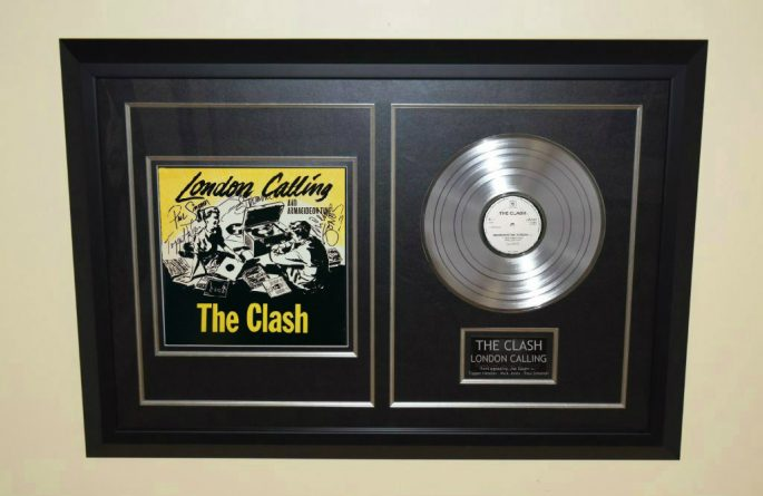 The Clash – London Calling Armagideon Time