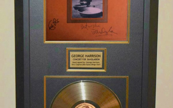 George Harrison – Concert For Bangladesh