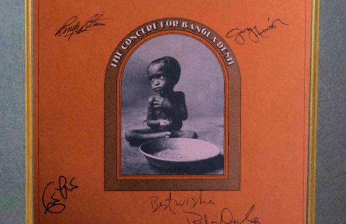 George Harrison – Concert For Bangladesh