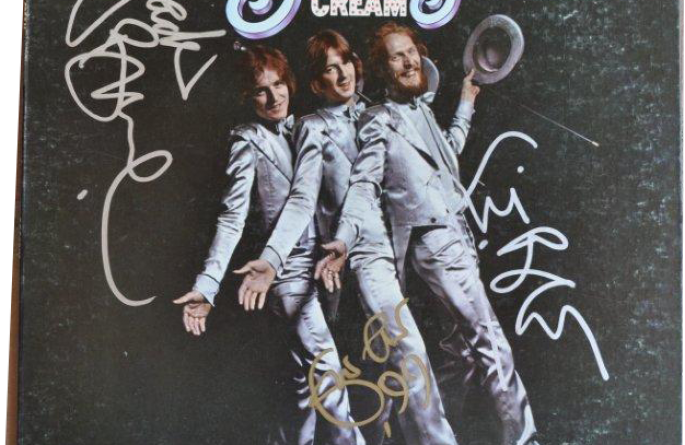 Cream – Goodbye Cream