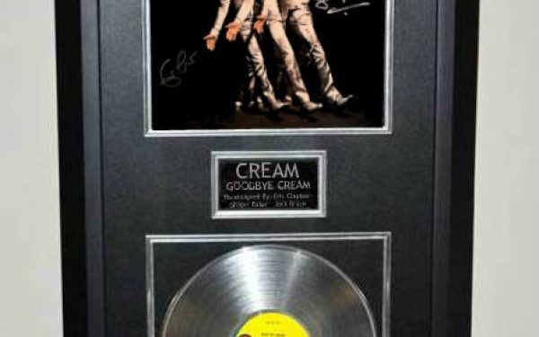 Cream – Goodbye Cream