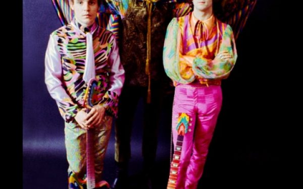 "Cream ""I Feel Free"" Saville Theatre poster shot"