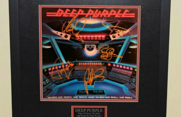 Deep Purple – When We Rock, We Rock and When We Roll, We Roll