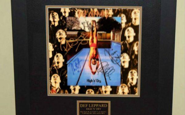 Def Leppard – High 'n' Dry