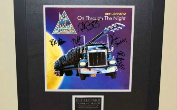 Def Leppard – On Through The Night