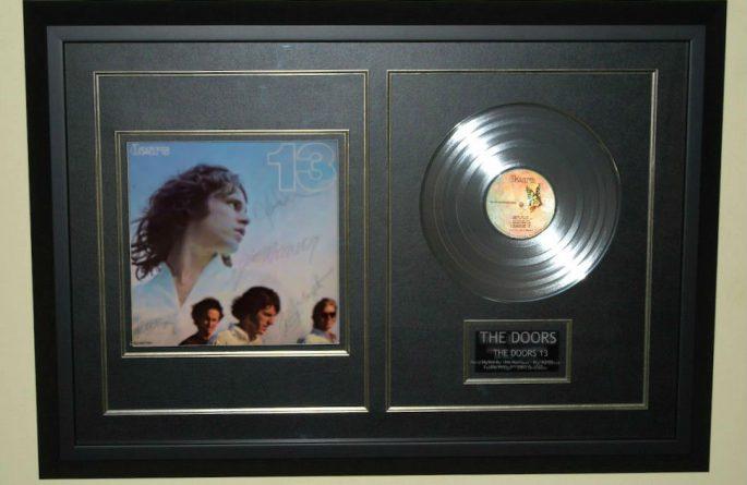 13 The Doors Jim Morrison Ray Manzarek Robbie Krieger