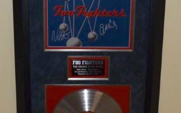 Foo Fighters – The Colour & The Shape