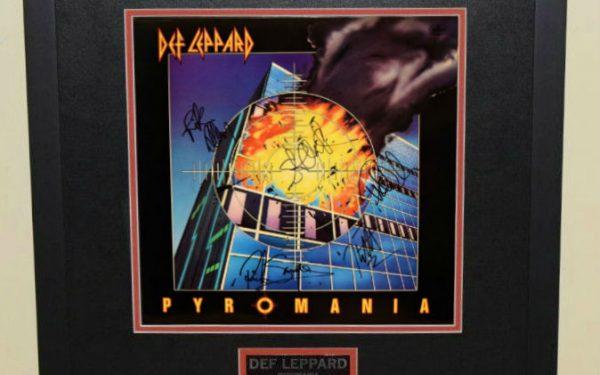 Def Leppard – Pyromania