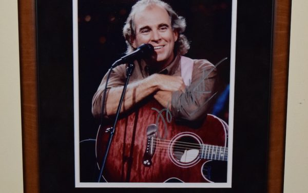 #1-Jimmy Buffett Signed Photograph