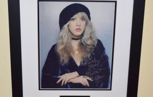 #1-Stevie Nicks Signed Photograph