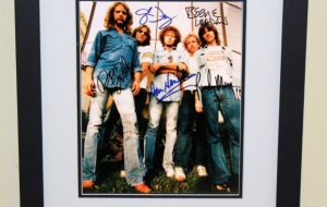 #3-Eagles Signed Photograph
