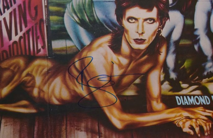 David Bowie – Diamond Dogs