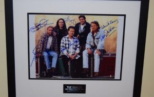 #2-Eagles Signed Photograph