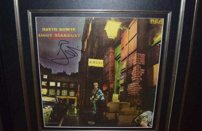 #2 David Bowie – Ziggy Stardust