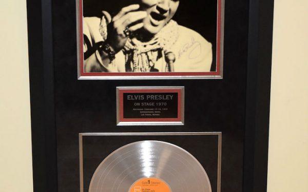Elvis Presley – On Stage 1970