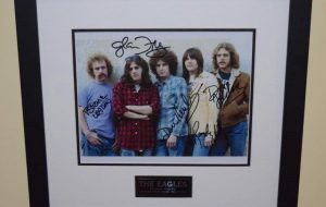 #1-Eagles Signed Photograph