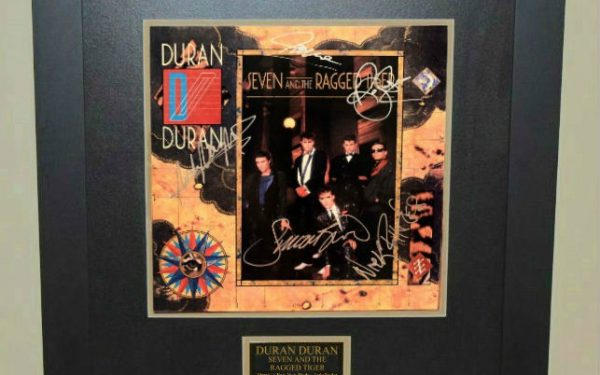Duran Duran – Seven And The Ragged Tiger