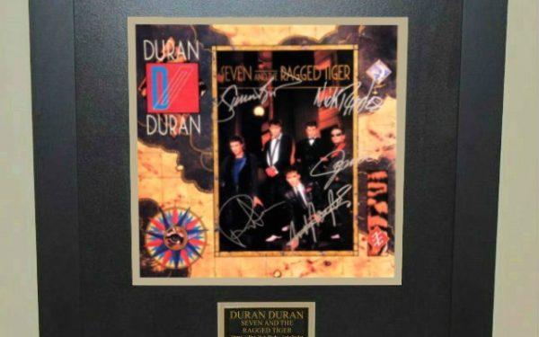 Duran Duran – Seven And The Ragged Tiger