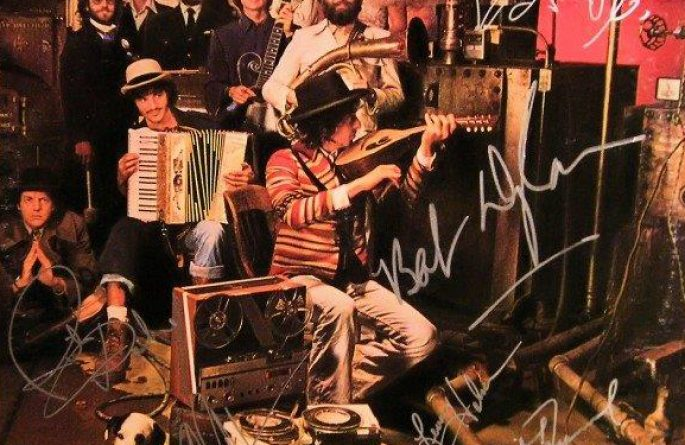 Bob Dylan – Bob Dylan and The Band