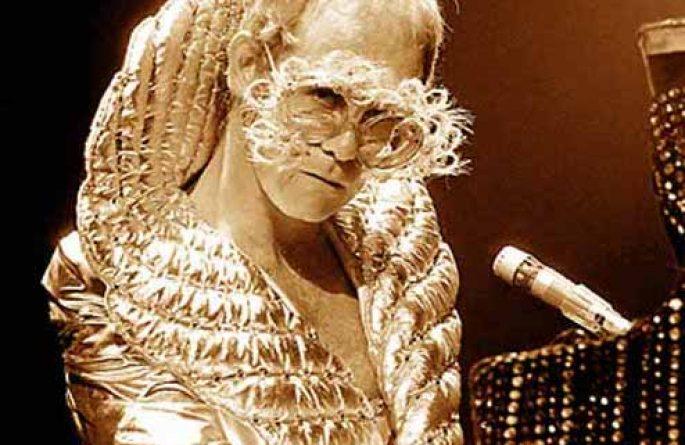 Elton Honolulu II (1975)